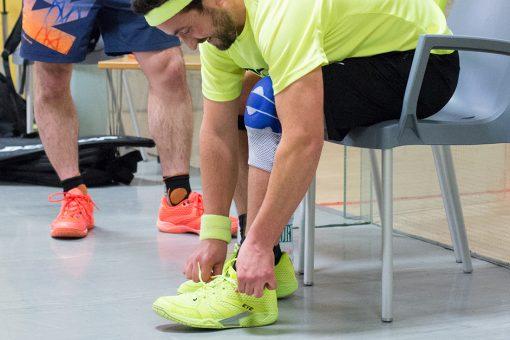 Eye Racket S-Line Squash Shoes Test