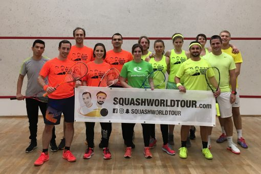 Squash beginners Event in Vienna